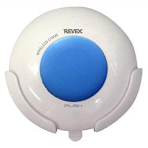 無線チャイムX50 防水大型ボタン