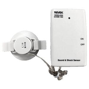 無線チャイムX50 音・衝撃センサー